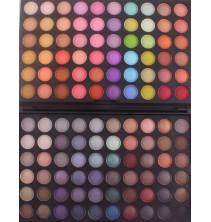 120 spalvų akių šešėlių paletė 3