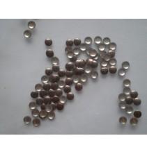 10 vnt. bronzinių kniedžių nagams dekoruoti