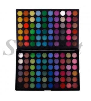 120 matinių spalvų akių šešėlių paletė 2