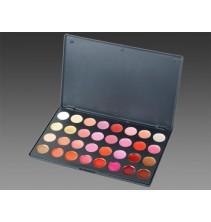 32 spalvų lūpų dažų paletė LP003