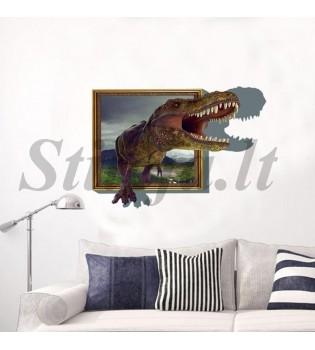 Sienų lipdukas Dino