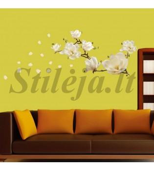 Sienų lipdukas gėlės SL023