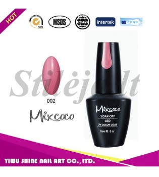 Mixcoco gelinis nagų lakas 002