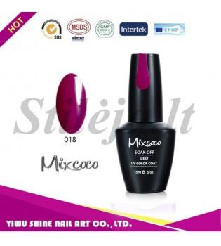 Mixcoco gelinis nagų lakas 018