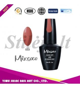 Mixcoco gelinis nagų lakas 033