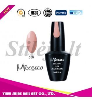 Mixcoco gelinis nagų lakas 056