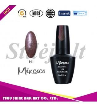 Mixcoco gelinis nagų lakas 141