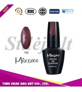 Mixcoco gelinis nagų lakas 142