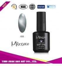 Mixcoco magnetinis nagų lakas katės akys 033