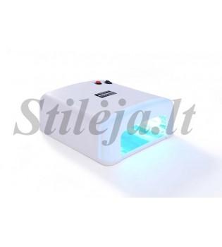 36W UV lempa 220V balta
