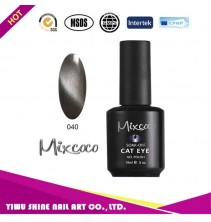 Mixcoco magnetinis nagų lakas katės akys 040
