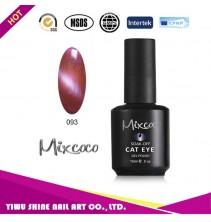 Mixcoco magnetinis nagų lakas katės akys 093