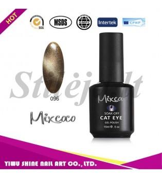 Mixcoco magnetinis nagų lakas katės akys 096