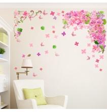 Sienų lipdukas Gėlės 6