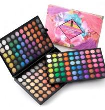180 spalvų akių šešėlių paletė SP017