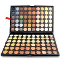 120 spalvų akių šešėlių paletė 4