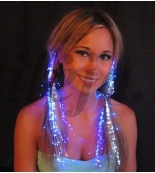 LED plaukų papuošalai PK015