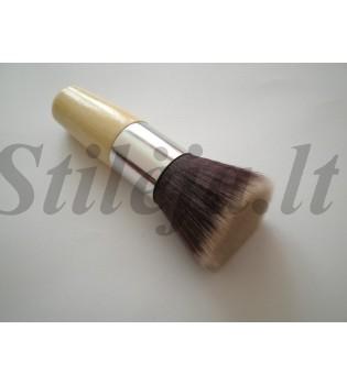 Pudros / skaistalų / kosmetikos šepetėlis MS062