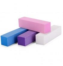 1 x4 pusių nagų poliravimo blokelis