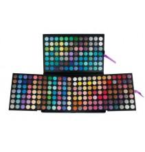 252 spalvų akių šešėlių paletė SP252