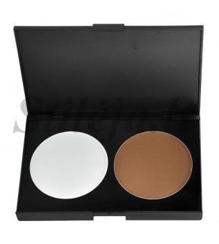 2 spalvų kontūravimo/ maskavimo paletė MK01