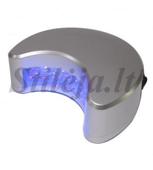 9 W LED lempa geliniams nagų lakams džiovinti UVL20