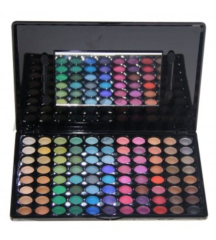 88 spalvų akių šešėlių paletė 1