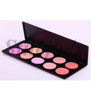 10 spalvų skaistalų paletė SP006