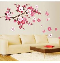 Sienų lipdukai Gėlės