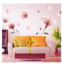 Sienų lipdukas Gėlės5