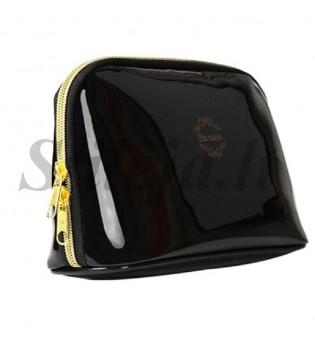Lakuota juoda kosmetinė LG002