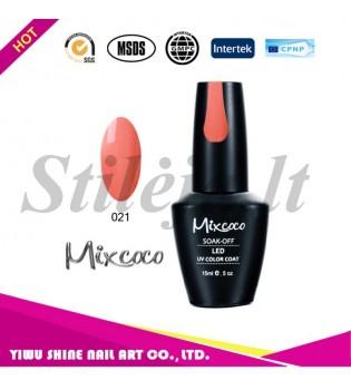Mixcoco gelinis nagų lakas 021
