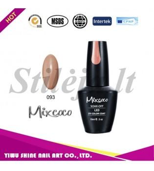 Mixcoco gelinis nagų lakas 093