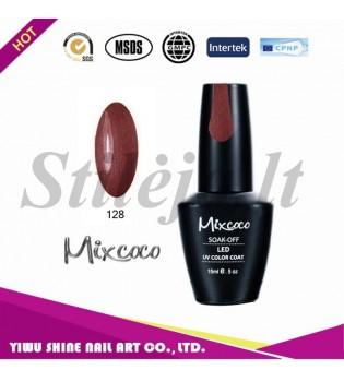 Mixcoco gelinis nagų lakas 128
