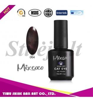 Mixcoco magnetinis nagų lakas katės akys 064