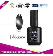 Mixcoco magnetinis nagų lakas katės akys 072