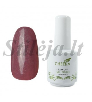 Cheeka gelinis nagų lakas H029